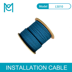MC CAT 6A U-FTP Installation Cable 500 MHz Eca (EN 50575) AWG 23/1