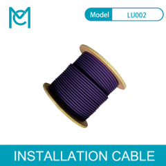 CAT 6A UTP Installation Cable LSZH