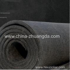 Soft Carbon Graphite Felt PAN-based Good Electrical Thin Sheet High Pure Carbon Graphite Industrial Grade Flexible