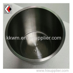 Molybdenum crucible for sale