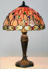 Tiffany Table Lamp-G1403879/A1542gl14K1024 table lamps