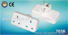 Tranvel adaptors with CE approval