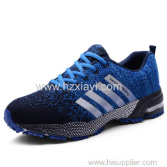 Hot Sale Fashion Durable Anti-slip Lace-up Men Comfortable Sport Shoes Made in China