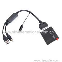 Bluetooth Module For BMW Connector Wireless Music Play Track Up Down