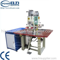 double heads High frequency plastic welding machine