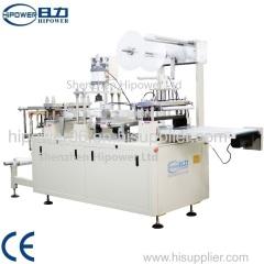 Automatic Cylinder Box Lid Making Machine cylinder lid making machine for pvc pet