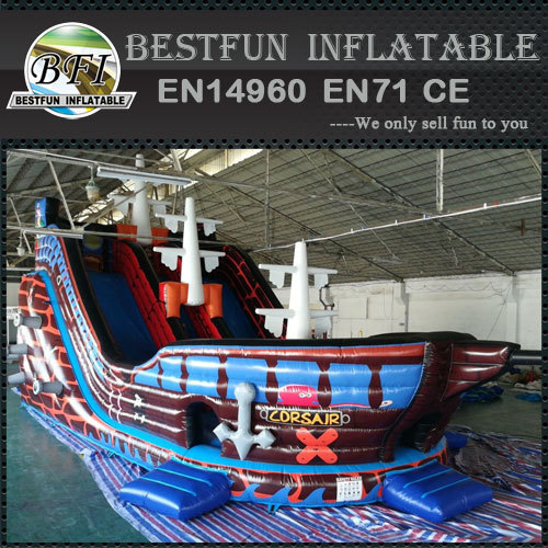 Pirate Ship Castle Jumping Castle Bouncer
