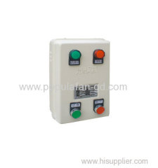 The magnetic start control of the electric box is applicable to the pump water pump of the fan water pump and the pump