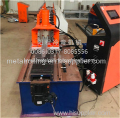 Metal Omega Profile Roll Forming Machine