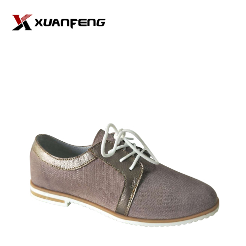 Comfortable Women's Leather Casual Flat Shoes