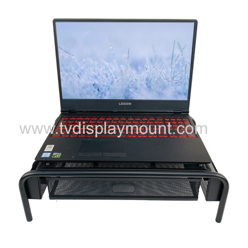 Office Furniture Laptop Computer Desk Mount Monitor Stand Riser
