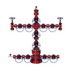 API-6A Christmas Tree X-Mas Tree for Oil & Gas Well