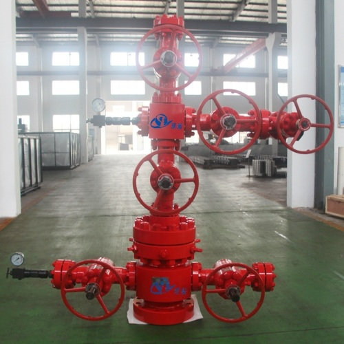 API-6A Christmas Tree Xmas Tree Wellhead Assembly