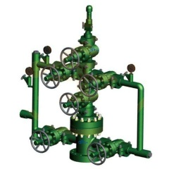 KZ65 -25 KZ65-35 KZ80-65/35 API 6A Water Injection Wellhead X-Mas Tree