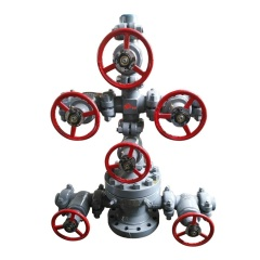 API 6A Wellhead Assembly and Xmas Tree for Oil Well