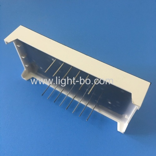 Custom design multicolour big size 7 segment led display module for air conditioner