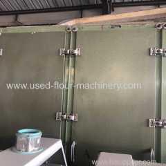 Used Flour Milling Machings Sangati Buhler GBS Roller Mills Purifiers Separators Plansifters