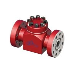 API 6A Swing Check Valve Lift Check Valve for Oilfield Wellhead Kill Manifold