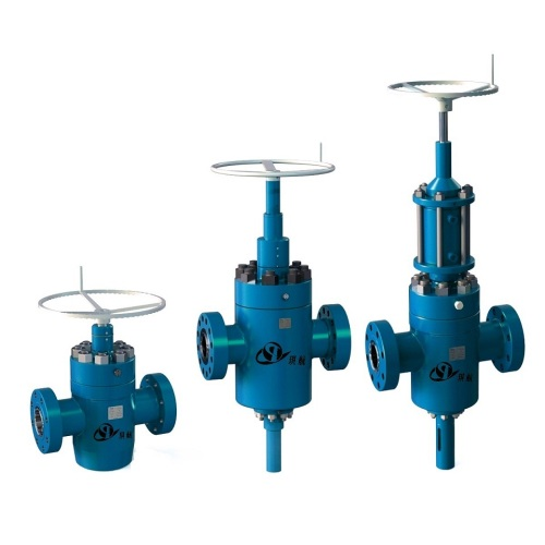 Wellhead Xmas Tree Cameron FC Gate Valves