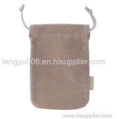 Drawstring Velvet Bag(Km-Veb0001) Gift Packing Bags Promotion Bags