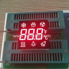 customized led module;refrigerator display;led display;7 segment