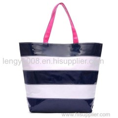Waterproof PVC Beach Bags (KM-BHB0062) Women Fashion Hand Bags