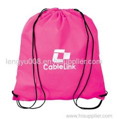 Non-Woven Knapsack (KM-NWB0011) Drawstring Bags