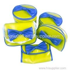PU Cosmetic Bag(KM-COB0057) Make up Beauty Bag Toiletry Bag