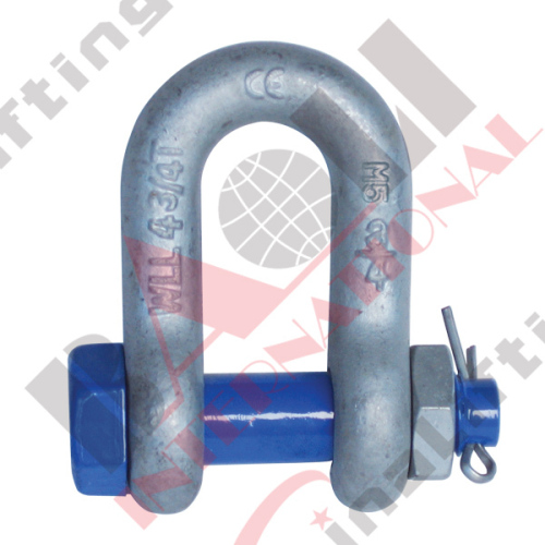 US TYPE HIGH TENSILE FORGED SHACKLE G2150 S2150 21238 21239 21240 21241 21242 21243 21244 21245 21246 21247