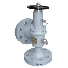 api-6a Wellhead Xmas Tree Adjustable Choke Valves