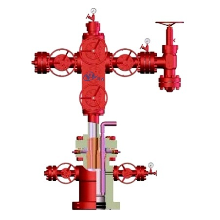 ESP Wellhead Assembly & Christmas Tree