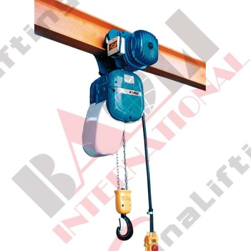 ELECTRIC CHAIN HOIST - D TYPE