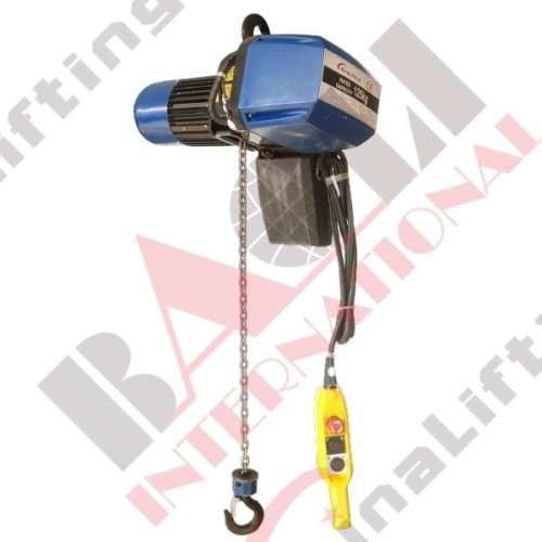 ELECTRIC CHAIN HOIST M TYPE 05558 05559