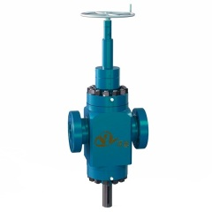 API6A Frac Valve Ball Screw Operated Gate Valves