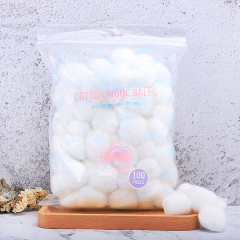 Best Product Absorbent 100% Pure Medical Raw Cotton Ball