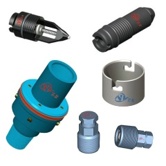 Wear Bushing Running/Retrieving and Test Plug Combination Tools BPV VR Plug