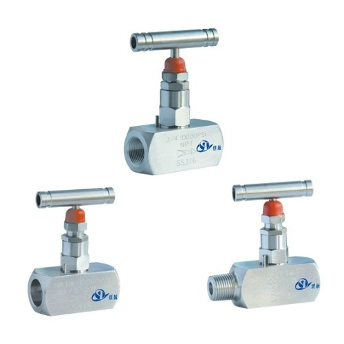 Industrial Needle Valves for Oil & Gas and Petrochemical Applications