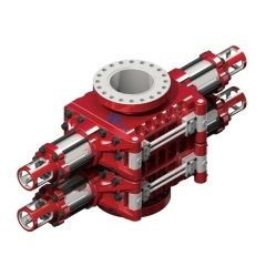 API 16A 10000 PSI Double Ram Blowout Preventer (BOP)
