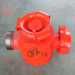 Fig 1502 Hammer Union Connection API 6A Plug Valve Wellhead Valve