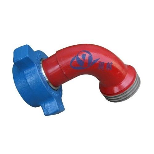 High Pressure Chiksan Long Sweep Elbow Long Radius Elbow