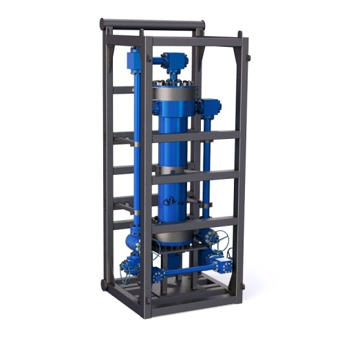 API-6A Sand Knock-Out Sand Trap Sand Filter Sand Separator