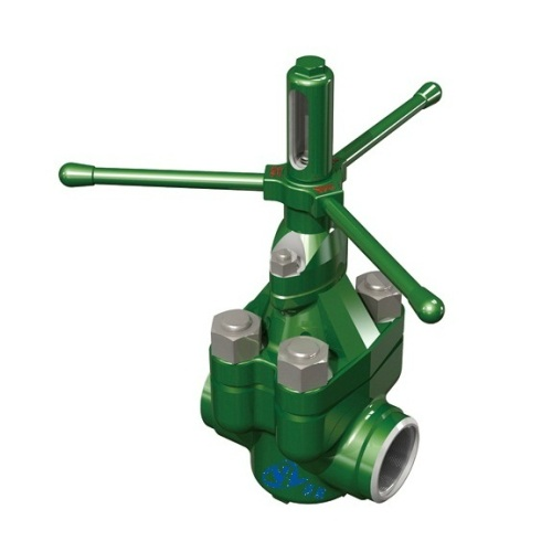 """API-6A 4"""" Threaded and Butt Weld Demco Mud Gate Valves"""