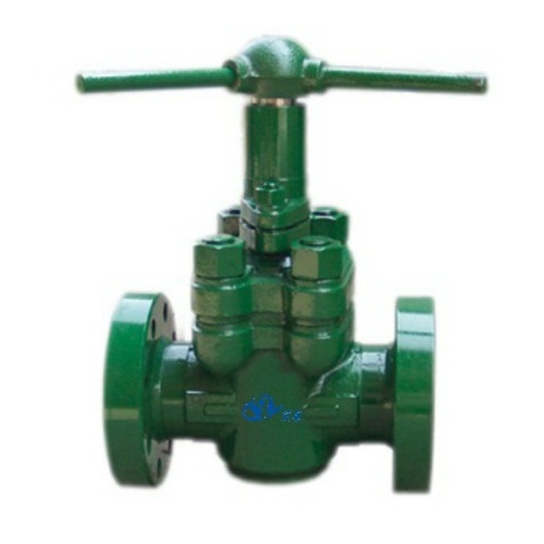 "3 ""demco mud gate valve api-6a 3"" dm mud valve"