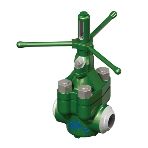 API Spec 6A Demco Mud Gate Valve with Welded or Flange End Connection