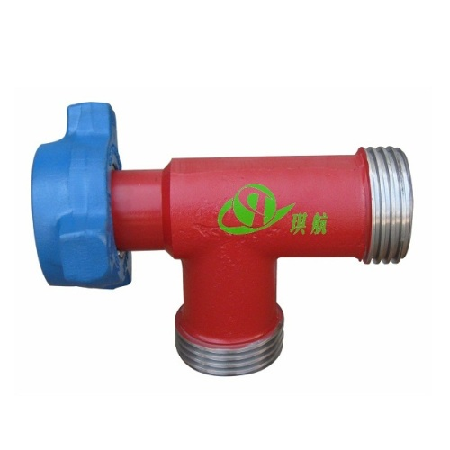 "weco union tee 2 ""fig 1502 mxfxf 15000 psi integral fittings"