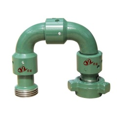 10000 PSI Fig 1502 Long Radius Style 10 Chiksan Swivel Joints