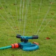 3 Arm Water Rotary Sprinkler