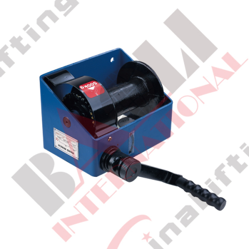 INDUSTRIAL WINCH (B TYPE)