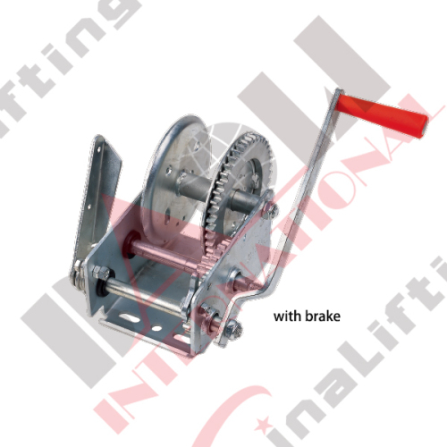 HAND WINCH HEAVY TYPE