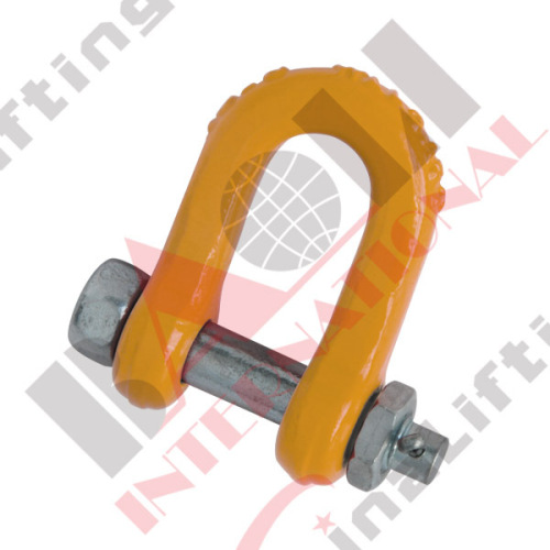 G80 BOLT TYPE CHAIN SHACKLE